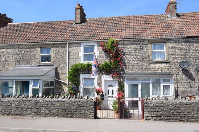 2 bed terraced house for sale in Elm Terrace, Radstock BA3