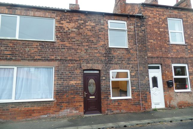 Thumbnail Terraced house for sale in Low Street, Goole