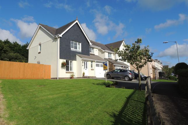 Thumbnail Detached house for sale in Grass Valley Park, Bodmin