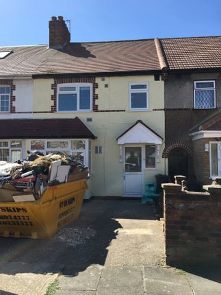 Thumbnail Terraced house to rent in Lela Avenue, Hounslow West