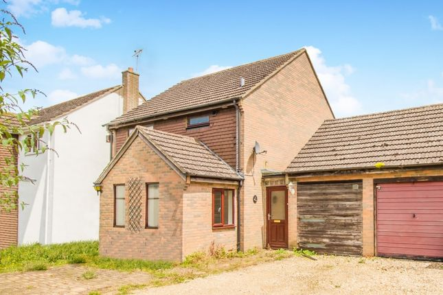 Thumbnail Link-detached house for sale in Fane Drive, Berinsfield, Wallingford