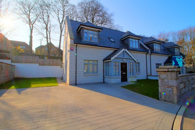 Thumbnail Semi-detached house for sale in Oakhill Grange, Aberdeen