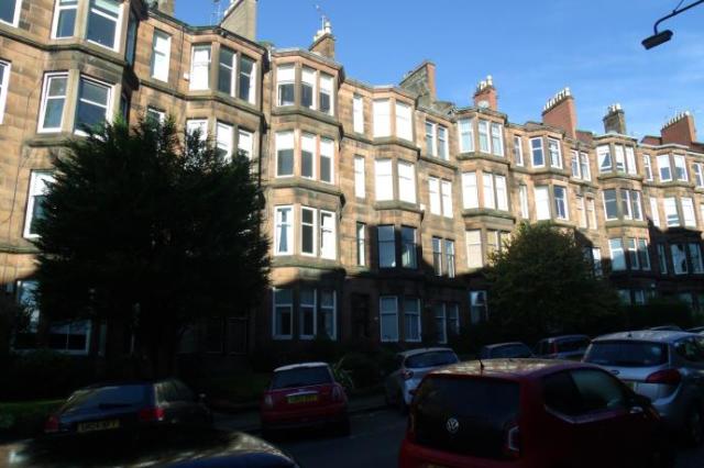 Thumbnail Flat to rent in Novar Drive, Hyndland, Glasgow G12,