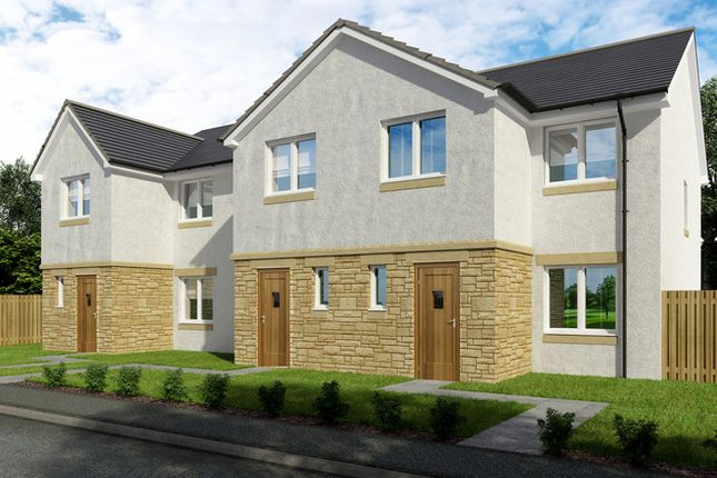 Thumbnail Terraced house for sale in Holmhead Heights, Holmhead Road, Cumnock