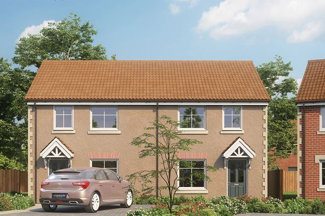 3 bedroom semi-detached house for sale in Greenacre, Bridgwater