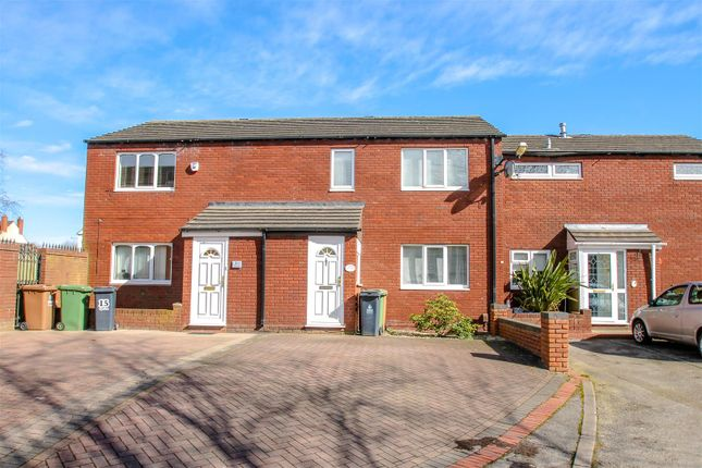 Thumbnail Terraced house for sale in Wyre Close, Walsall Wood, Walsall