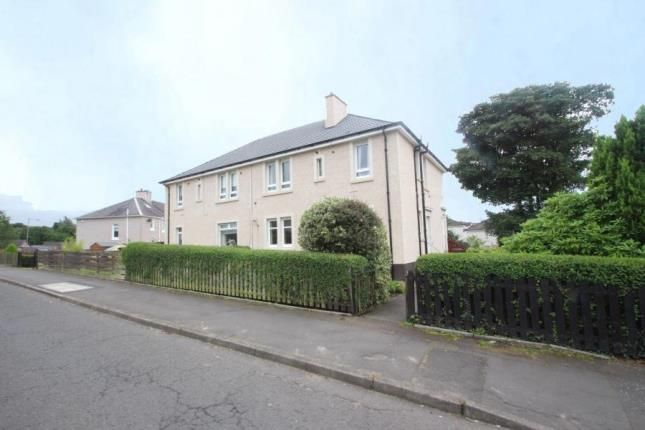 Thumbnail Flat for sale in Kennelburn Road, Chapelhall, Airdrie, North Lanarkshire
