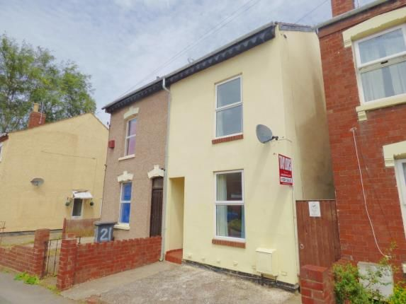 Thumbnail Semi-detached house for sale in Melbourne Street East, Gloucester, Gloucestershire