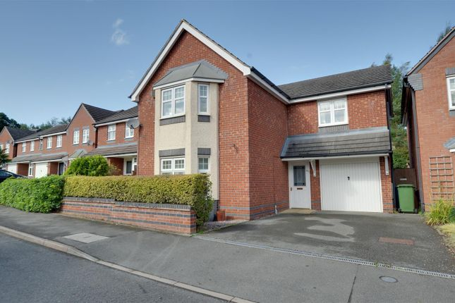 Thumbnail Detached house for sale in Bluebell Hollow, Stafford