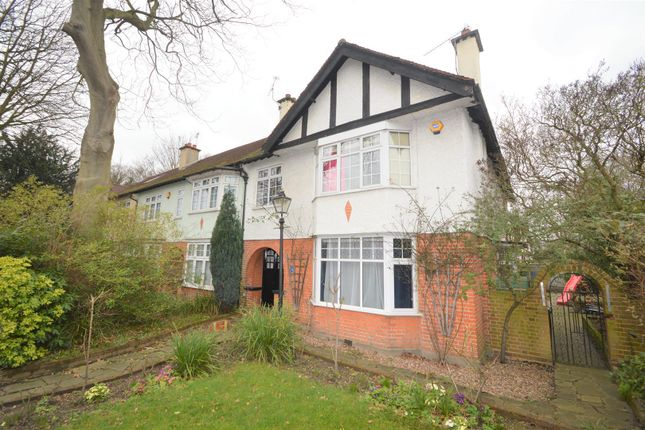 Thumbnail Semi-detached house to rent in Blake Hall Road, London
