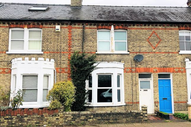 Thumbnail Terraced house to rent in Mackenzie Road, Cambridge