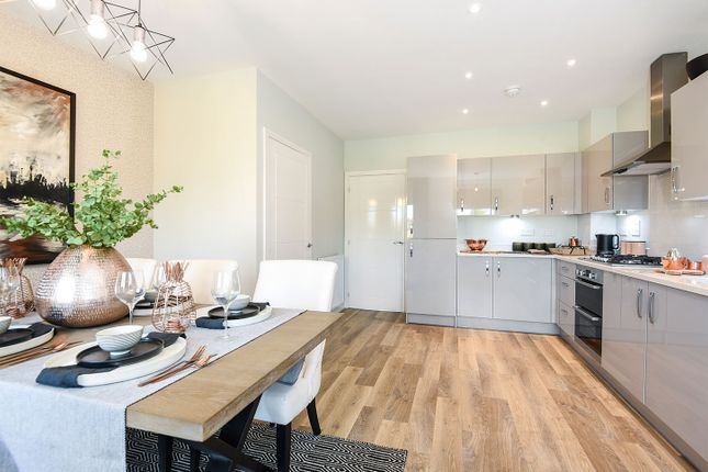 "4 bedroom end terrace house for sale in ""The Codnor"" at The Ridgeway, Enfield"