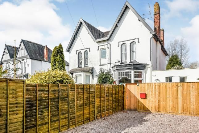3 bed flat for sale in Freshfield Road, Formby, Liverpool, Merseyside L37