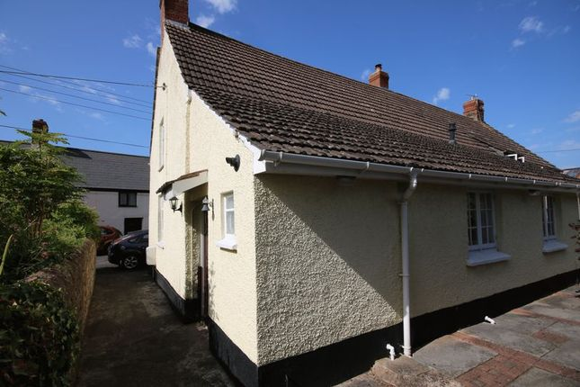 Thumbnail Semi-detached house for sale in Robert Street, Williton, Taunton
