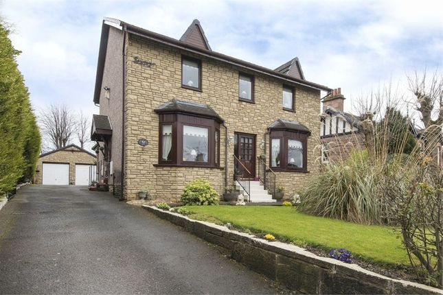 Thumbnail Detached house for sale in Aitchison Street, Airdrie, North Lanarkshire