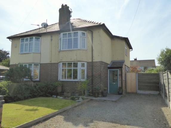 Thumbnail Semi-detached house for sale in Thelwall New Road, Thelwall, Warrington, Cheshire