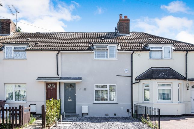 Thumbnail Terraced house for sale in Ockelford Avenue, Chelmsford