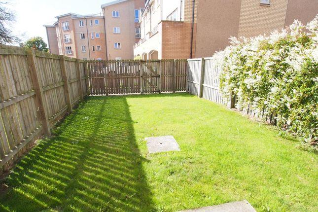 Garden of Frater Place, Aberdeen AB24