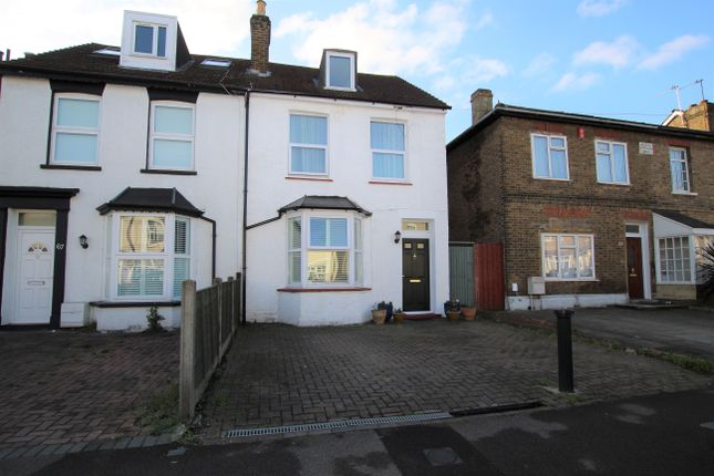 Thumbnail Semi-detached house for sale in Totteridge Road, Enfield