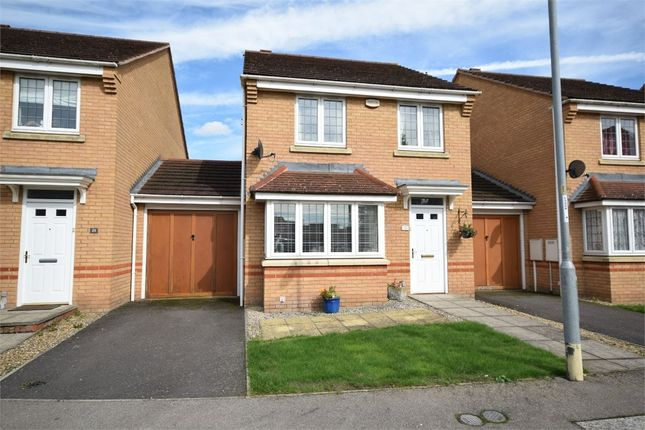 Thumbnail Detached house for sale in Chariot Road, Wootton Fields, Northampton