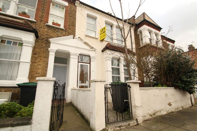 Thumbnail End terrace house to rent in Vale Grove, London