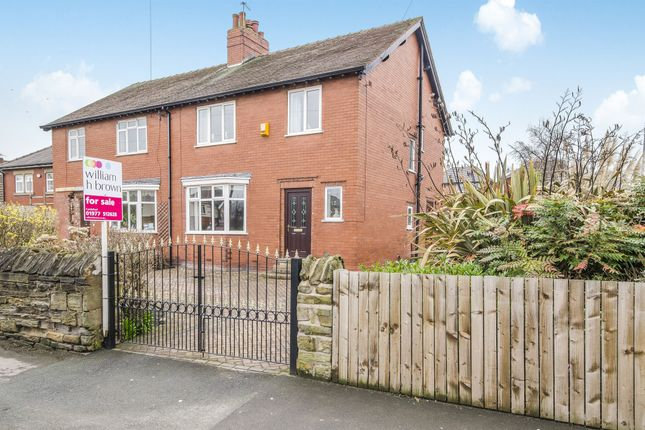 Thumbnail Semi-detached house for sale in Snydale Road, Normanton