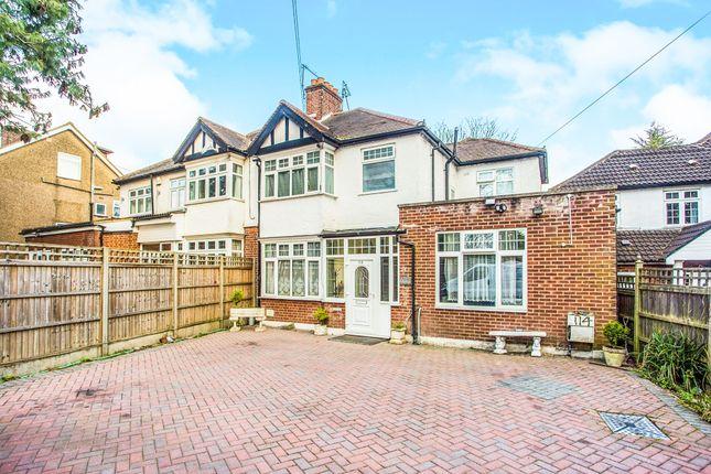 4 bed semi-detached house for sale in Elms Road, Harrow Weald, Harrow