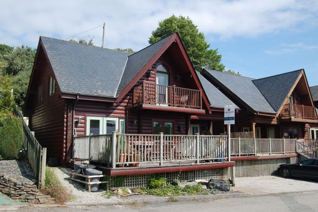 Thumbnail Lodge for sale in Little Petherick, Little Petherick