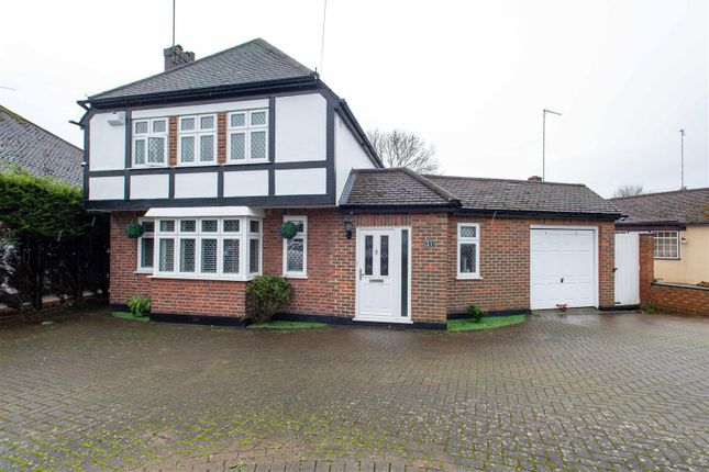 Thumbnail Detached house for sale in Lynton Avenue, St. Mary Cray, Orpington