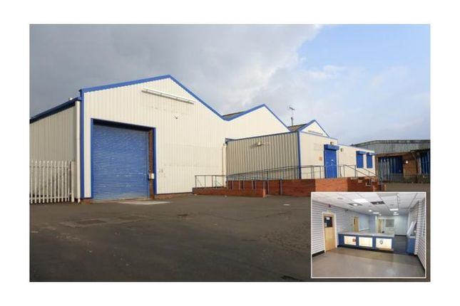 Thumbnail Light industrial to let in Leamore Lane, Bloxwich, Walsall