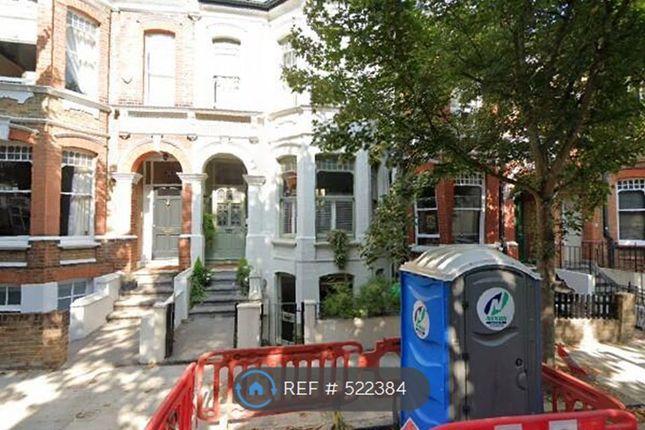 Thumbnail Flat to rent in Basement Northolme Road, London