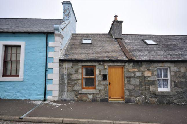 Thumbnail Terraced house for sale in Main Street, Kirkcowan