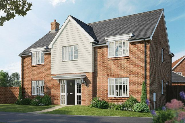 Thumbnail Detached house for sale in The Woodford, Meadow Croft, Houghton Conquest
