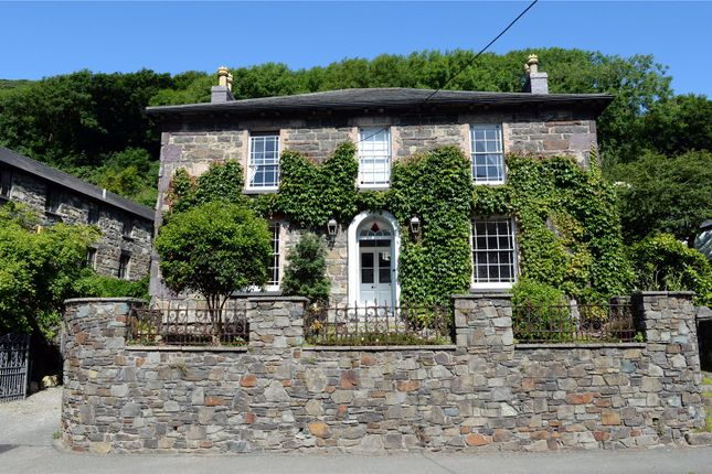 Thumbnail Detached house for sale in Tan-Yr-Allt & The Old Coach House, Main Street, Solva, Haverfordwest