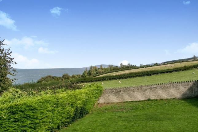 Rear Views of Highlands Road, Old Colwyn, Colwyn Bay, Conwy LL29
