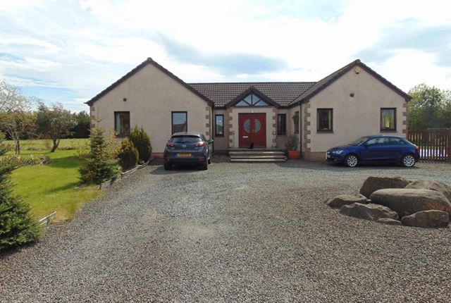 Thumbnail Detached bungalow for sale in Bickerton Crofts, Hens Nest Road, East Whitburn, Bathgate