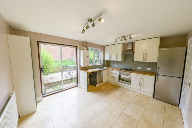 Thumbnail Terraced house for sale in Belvedere Gardens, Watford Road, Chiswell Green, St.Albans