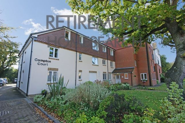 Thumbnail Flat for sale in Compton Court, Bournemouth