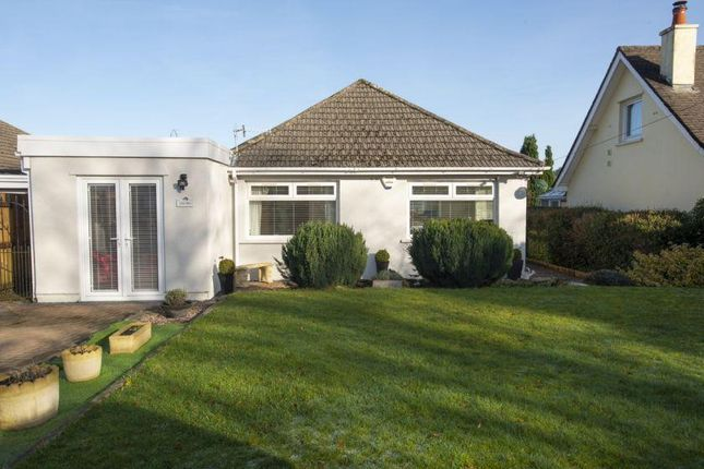 Thumbnail Detached bungalow for sale in Tai Mawr Way, Merthyr Tydfil