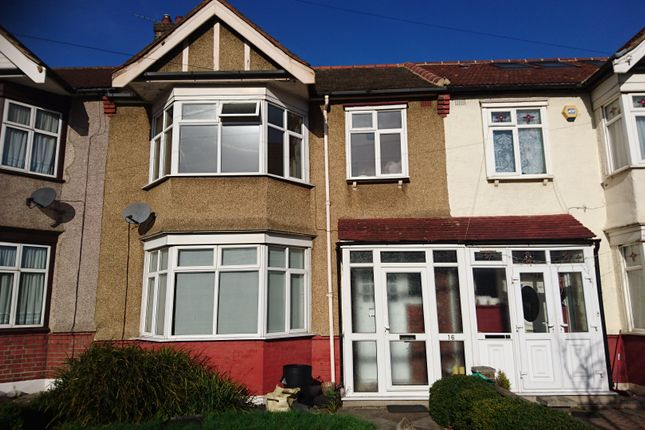 Thumbnail Terraced house to rent in St Edmunds Road, Ilford