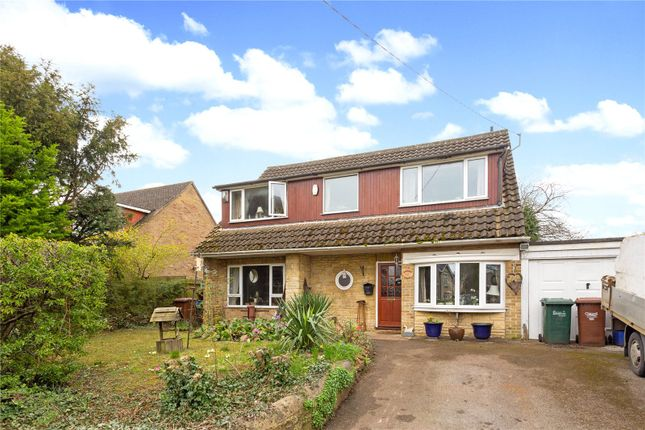 Thumbnail Detached house for sale in Alchester Road, Chesterton, Bicester, Oxfordshire