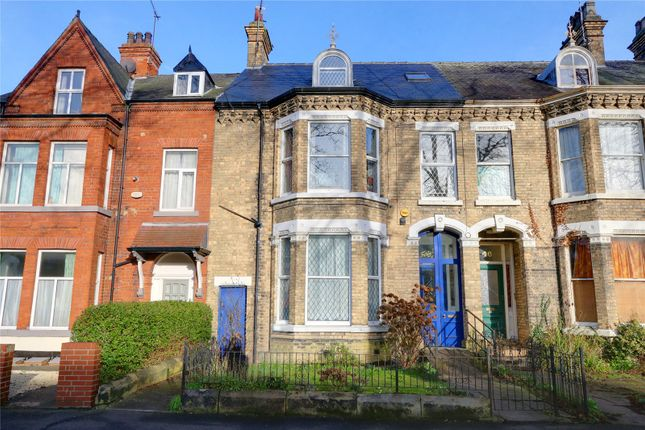 Thumbnail Terraced house for sale in Westbourne Avenue, Princes Avenue, Hull, East Yorkshire