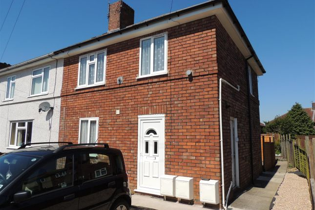 Thumbnail Flat to rent in Kingsmead Walk, Bristol