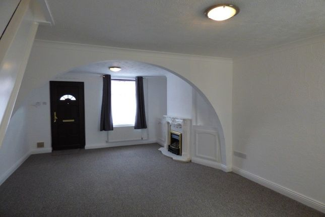 Thumbnail Terraced house to rent in Chapel Street, Castle Gresley, Swadlincote