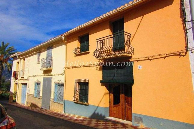 Town house for sale in Benidoleig, Alicante, Spain