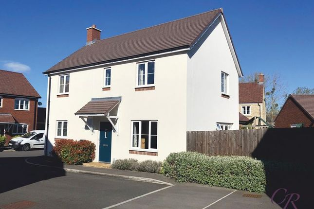 Thumbnail Detached house for sale in Messenger Way, Cheltenham