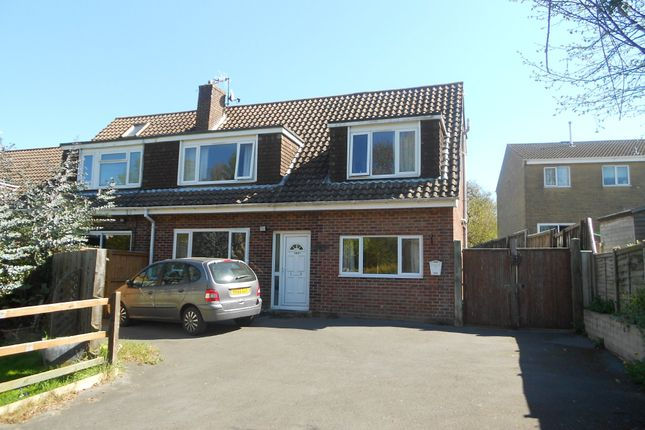 2 bed flat to rent in Larkhill Road, Yeovil BA21