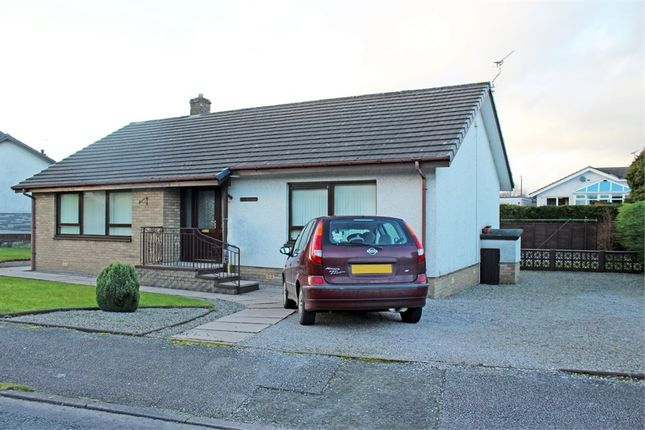 Thumbnail Detached bungalow for sale in Raven Hill, Lochmaben, Lockerbie, Dumfries And Galloway