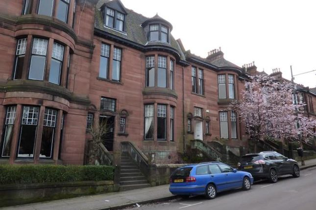 Thumbnail Flat to rent in Dowanside Road, Glasgow