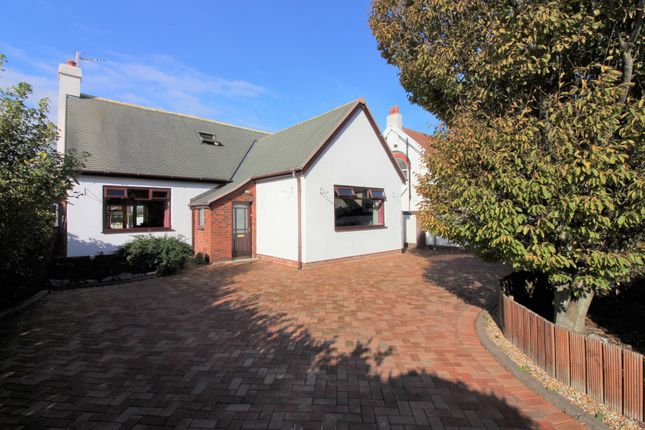 Thumbnail Bungalow for sale in West Drive, Cleveleys